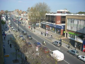 Airport Transfer from Finchley to Heathrow