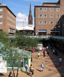 Taxi Transfer from Gatwick Airport to Coventry