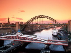 Taxi Transfer from Gatwick Airport to Newcastle