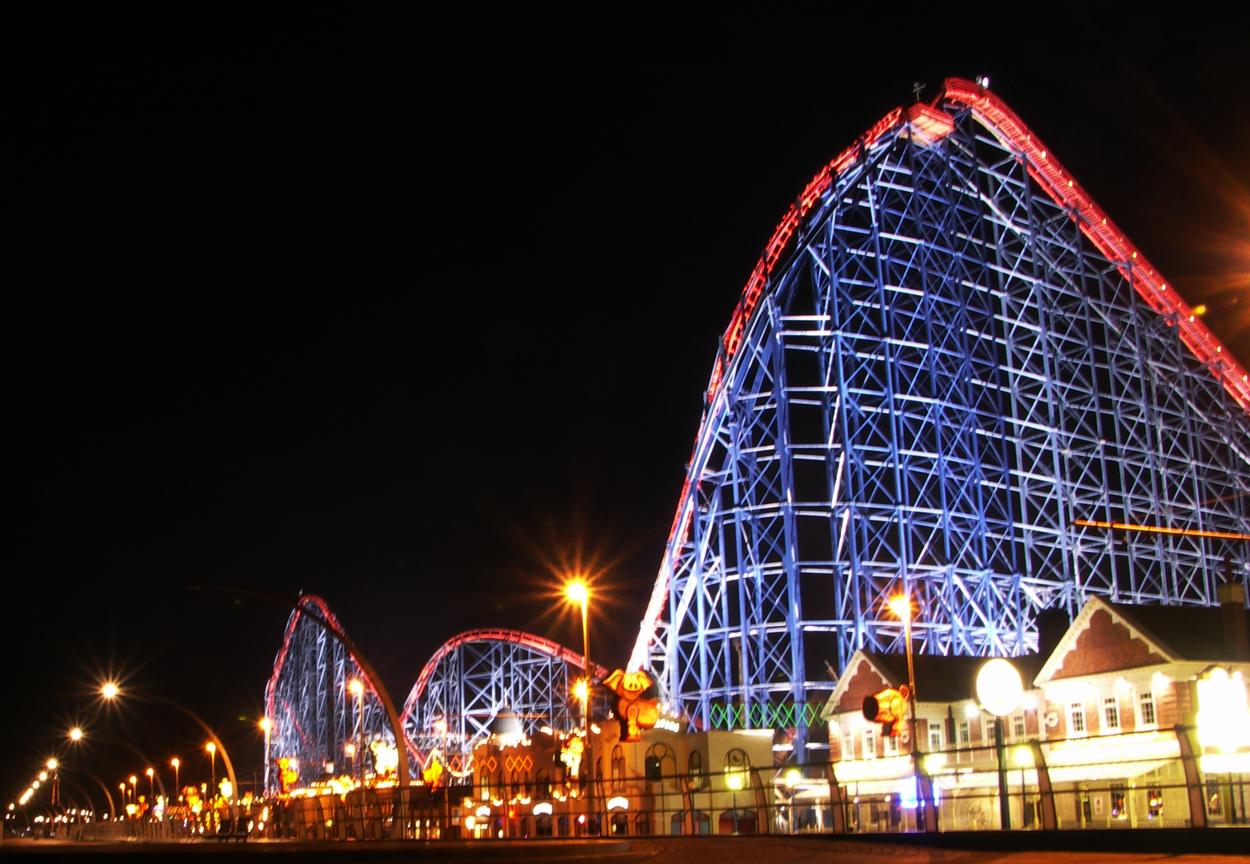 Taxi Transfer From Heathrow Airport To Blackpool