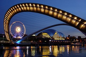 Taxi Transfer from Heathrow Airport to Newcastle