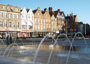 Taxi Transfer from Luton Airport to Nottingham