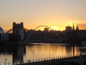 Taxi Transfer from Stansted Airport to Newcastle