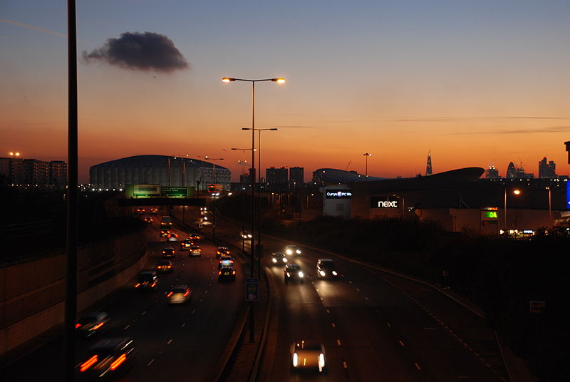 Taxi Transfer from Leyton to Gatwick Airport