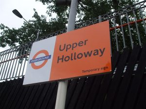 Shuttle Transfer from Upper Holloway to Heathrow Airport