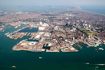 Taxi Transfer from Stansted Airport to Portsmouth Harbour