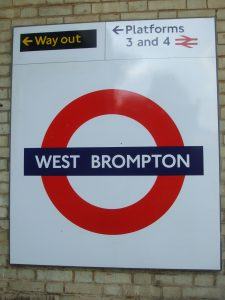 Shuttle Transfer from West Brompton to London City Airport