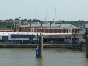 Taxi Transfer from Stansted Airport to Harwich Port