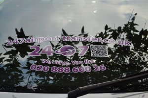 Taxi transfer to and from Luton Airport