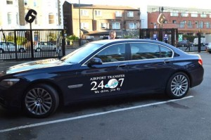 taxi-central-london-to-southampton-port